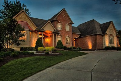 8425 Grovemont Court, Grand Blanc Twp, MI 48439 - MLS#: 218043452