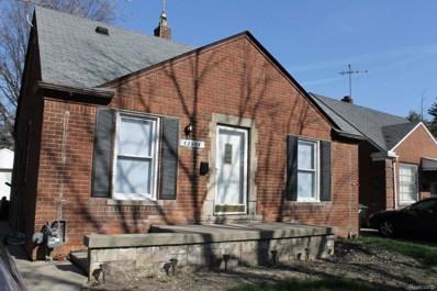 12801 Payton Street, Detroit, MI 48224 - MLS#: 218043550