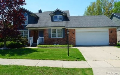 53359 Andrew Circle, New Baltimore, MI 48047 - MLS#: 218043572