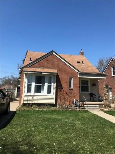 6223 Piedmont Street, Detroit, MI 48228 - MLS#: 218043619
