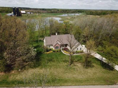 4130 Carriage Hill Drive, Attica Twp, MI 48455 - MLS#: 218043625