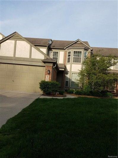 41655 White Tail Lane, Canton Twp, MI 48188 - MLS#: 218043637