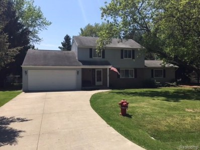 4613 Buckingham Drive, Port Huron Twp, MI 48060 - MLS#: 218043689