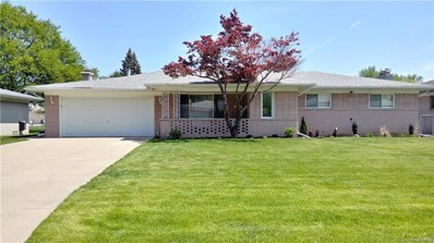 36850 Gregory Drive, Sterling Heights, MI 48312 - MLS#: 218043698