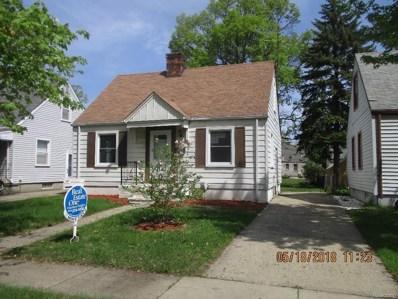 34250 Currier Street, Wayne, MI 48184 - MLS#: 218043709