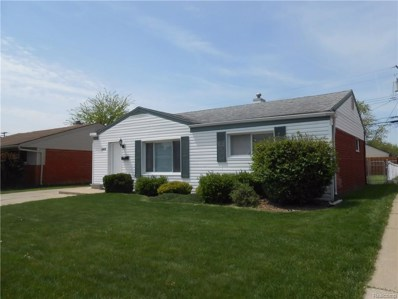 18210 Valade Street, Riverview, MI 48193 - MLS#: 218043779