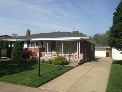 1834 Pinetree Drive, Trenton, MI 48183 - MLS#: 218043857