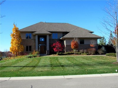 4176 Oak Tree Circle, Oakland Twp, MI 48306 - MLS#: 218043858