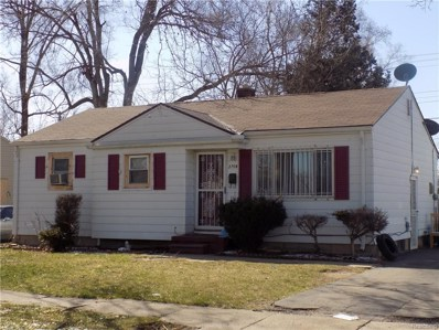 3706 Providence Street, Flint, MI 48503 - MLS#: 218043932