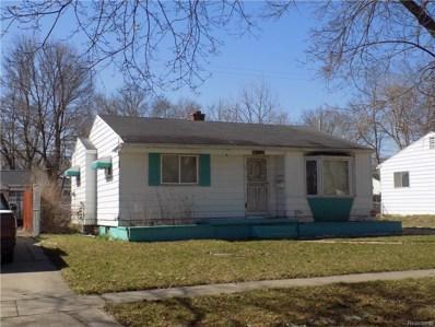 3608 Lynn Street, Flint, MI 48503 - MLS#: 218043933
