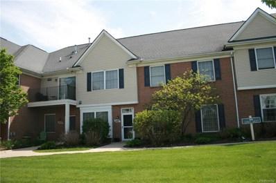 3407 Kneeland Circle UNIT 94, Howell Twp, MI 48843 - MLS#: 218044044