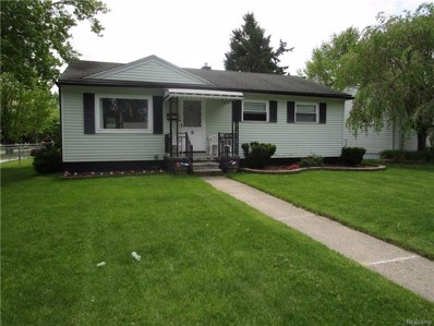 14320 Leonard Avenue, Warren, MI 48089 - MLS#: 218044061
