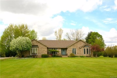 15336 Hough Road, Berlin Twp, MI 48002 - MLS#: 218044064