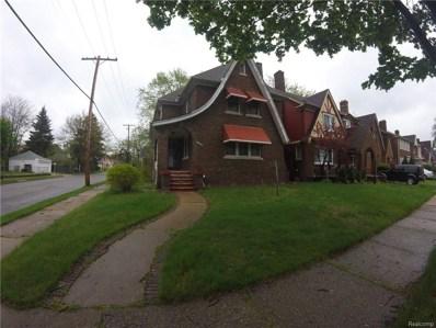 16260 Wildemere, Detroit, MI 48221 - MLS#: 218044086