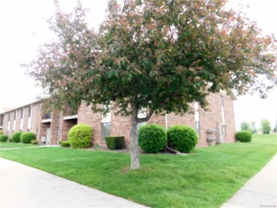 43372 Fountain Drive UNIT 69, Sterling Heights, MI 48313 - MLS#: 218044118