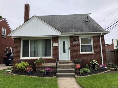 23935 Edward Street, Dearborn, MI 48128 - MLS#: 218044123
