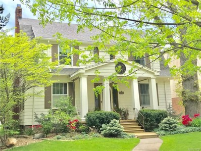 2127 Hawthorne Road, Grosse Pointe Woods, MI 48236 - MLS#: 218044240