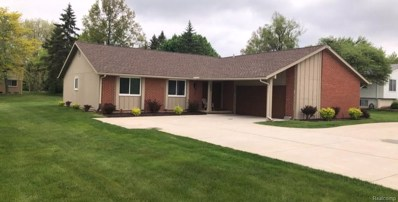 5888 Shillingham Drive, West Bloomfield Twp, MI 48322 - MLS#: 218044255