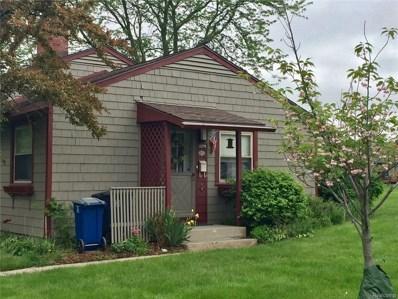 2270 Parkwood Avenue, Ann Arbor, MI 48104 - MLS#: 218044329