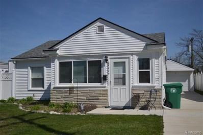 28464 John Hauk Street, Garden City, MI 48135 - MLS#: 218044355