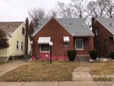19134 Asbury Park, Detroit, MI 48235 - MLS#: 218044376