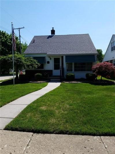 3301 Merrick Street, Dearborn, MI 48124 - MLS#: 218044482