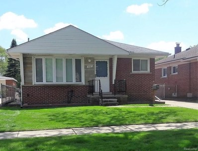 3927 Tulane Street, Dearborn Heights, MI 48125 - MLS#: 218044691