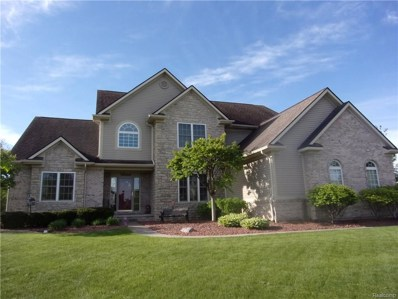 9143 Hidden Oaks Drive, Grand Blanc Twp, MI 48439 - MLS#: 218044741
