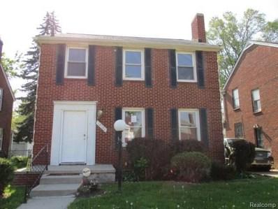 18701 Lauder Street, Detroit, MI 48235 - MLS#: 218044742