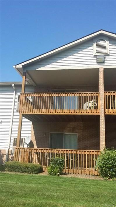 45726 Prairiegrass Court, Van Buren Twp, MI 48111 - MLS#: 218044898