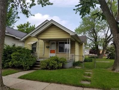 8293 Meadow Avenue, Warren, MI 48089 - MLS#: 218044909