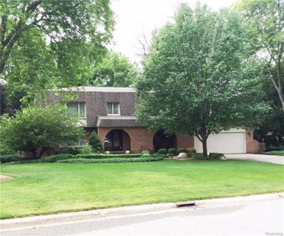 3333 Aquarious Circle, Oakland Twp, MI 48363 - MLS#: 218044968