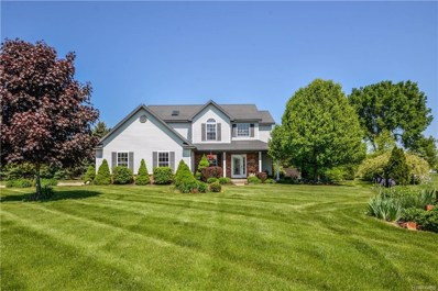 271 Meadowind Court, Putnam Twp, MI 48169 - MLS#: 218044991