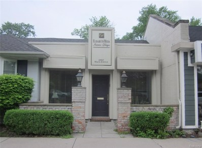 19517 Mack Avenue, Grosse Pointe Woods, MI 48236 - MLS#: 218045002