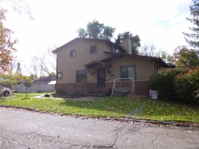 5401 Fleet Avenue, Waterford Twp, MI 48327 - MLS#: 218045005