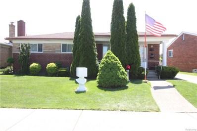 8330 Stanley Drive, Warren, MI 48093 - MLS#: 218045069