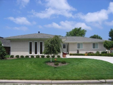7296 Riverside Drive, Clay Twp, MI 48001 - MLS#: 218045116