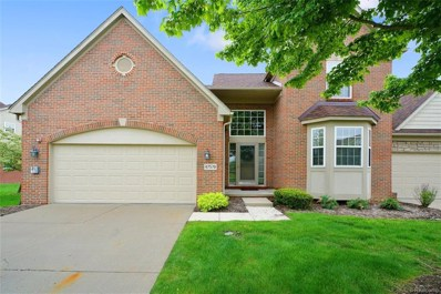 47578 Scenic Circle Drive S UNIT 106, Canton Twp, MI 48188 - MLS#: 218045125