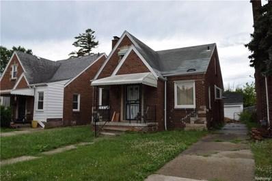 9181 Cheyenne Street, Detroit, MI 48228 - MLS#: 218045224