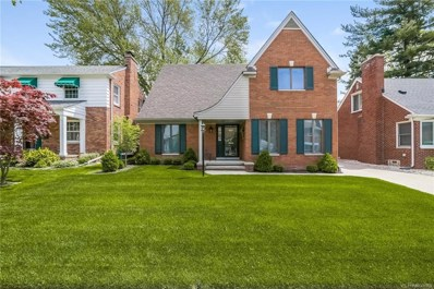 701 S Waverly Street, Dearborn, MI 48124 - MLS#: 218045250