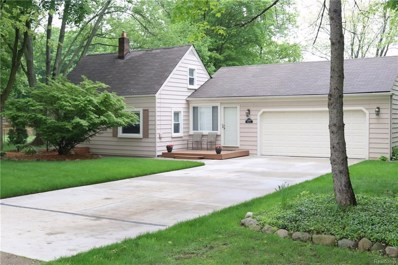 15880 Park Lane, Northville Twp, MI 48170 - MLS#: 218045296