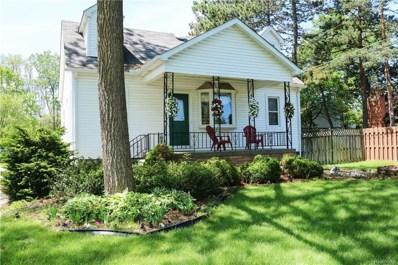 20105 Farmington Road, Livonia, MI 48152 - MLS#: 218045305