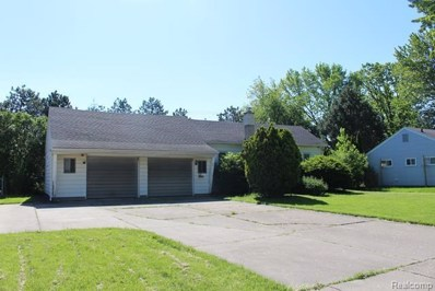 3210 Harvard Road, Royal Oak, MI 48073 - MLS#: 218045318