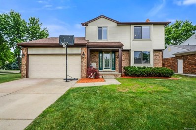 14911 Rivendell, Sterling Heights, MI 48313 - MLS#: 218045353