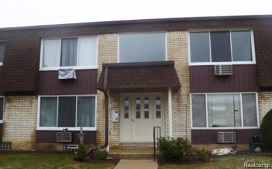 30213 Utica Road UNIT 214-B, Roseville, MI 48066 - MLS#: 218045359