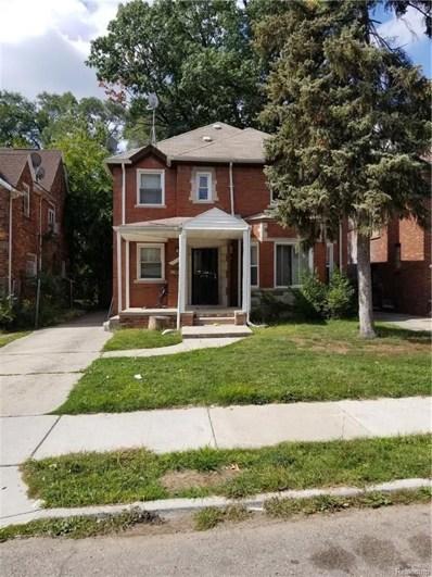 17553 Greenlawn Street, Detroit, MI 48221 - MLS#: 218045410