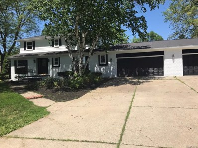 16119 Chatham Drive, Clinton Twp, MI 48035 - MLS#: 218045482