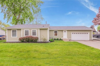 1298 S Cass Lake Road, Waterford Twp, MI 48328 - MLS#: 218045486