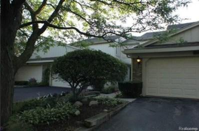 917 Golfview Court UNIT 30, Rochester Hills, MI 48307 - MLS#: 218045508
