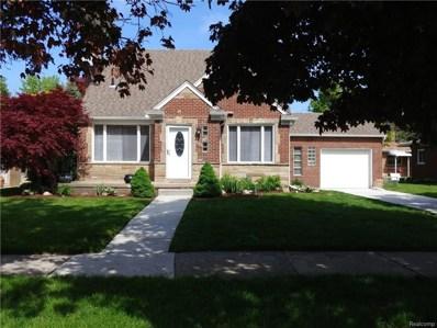 5736 Beaver Street, Dearborn Heights, MI 48127 - MLS#: 218045523
